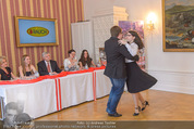 Fete Imperiale Vortanzen - Spanische Hofreitschule - Mi 18.05.2016 - die Jury33