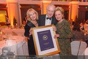 emba - Events Hall of Fame - Casino Baden - Do 19.05.2016 - Harald SERAFIN mit Ehefrau Mausi Ingeborg, Dagmar KOLLER205