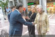 Jane Goodall - Nussyy Spar PK - Q19 - Fr 20.05.2016 - Jane GOODALL, Markus KASER, Carina PIRNGRUBER, Gerhard DREXEL16