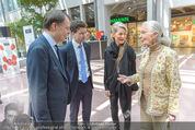 Jane Goodall - Nussyy Spar PK - Q19 - Fr 20.05.2016 - Jane GOODALL, Markus KASER, Carina PIRNGRUBER, Gerhard DREXEL17