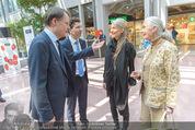 Jane Goodall - Nussyy Spar PK - Q19 - Fr 20.05.2016 - Jane GOODALL, Markus KASER, Carina PIRNGRUBER, Gerhard DREXEL18