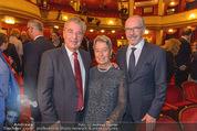 Nein zu krank und arm - Burgtheater - Fr 20.05.2016 - Heinz und Margit FISCHER, Siegfried MERYN1