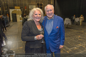 Nein zu krank und arm - Burgtheater - Fr 20.05.2016 - Marika LICHTER, Karl BLECHA25