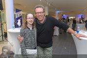 25 Jahre Manfred Baumann Fotografie - BMW Wien Heiligenstadt - Di 24.05.2016 - Herbert STEINB�CK mit Tochter Klara10