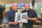 25 Jahre Manfred Baumann Fotografie - BMW Wien Heiligenstadt - Di 24.05.2016 - Christoph F�LBL, Reinhard NOWAK21