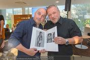 25 Jahre Manfred Baumann Fotografie - BMW Wien Heiligenstadt - Di 24.05.2016 - Christoph F�LBL, Reinhard NOWAK23