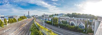 25 Jahre Manfred Baumann Fotografie - BMW Wien Heiligenstadt - Di 24.05.2016 - Wien, Heiligenstadt, U-Bahn M�llverbrennungsanlage Hundertwasse3