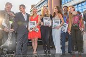 25 Jahre Manfred Baumann Fotografie - BMW Wien Heiligenstadt - Di 24.05.2016 - Ruth MOSCHNER, Larissa MAROLT, R BLANCO, M BAUMANN, J LOGAN32