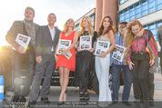 25 Jahre Manfred Baumann Fotografie - BMW Wien Heiligenstadt - Di 24.05.2016 - Ruth MOSCHNER, Larissa MAROLT, R BLANCO, M BAUMANN, J LOGAN34