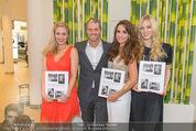 25 Jahre Manfred Baumann Fotografie - BMW Wien Heiligenstadt - Di 24.05.2016 - Ruth MOSCHNER, Larissa MAROLT, Manfred und Nelly BAUMANN43