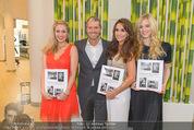 25 Jahre Manfred Baumann Fotografie - BMW Wien Heiligenstadt - Di 24.05.2016 - Ruth MOSCHNER, Larissa MAROLT, Manfred und Nelly BAUMANN44