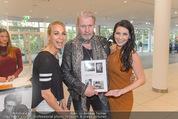 25 Jahre Manfred Baumann Fotografie - BMW Wien Heiligenstadt - Di 24.05.2016 - Yvonne RUEFF, Johnny LOGAN, Carina SCHWARZ59
