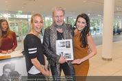 25 Jahre Manfred Baumann Fotografie - BMW Wien Heiligenstadt - Di 24.05.2016 - Yvonne RUEFF, Johnny LOGAN, Carina SCHWARZ60