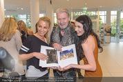 25 Jahre Manfred Baumann Fotografie - BMW Wien Heiligenstadt - Di 24.05.2016 - Yvonne RUEFF, Johnny LOGAN, Carina SCHWARZ63