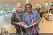 25 Jahre Manfred Baumann Fotografie - BMW Wien Heiligenstadt - Di 24.05.2016 - Johnny LOGAN, Roberto BLANCO81