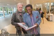 25 Jahre Manfred Baumann Fotografie - BMW Wien Heiligenstadt - Di 24.05.2016 - Johnny LOGAN, Roberto BLANCO82