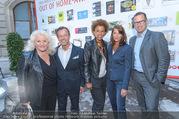Gewista Plakatparty - Rathaus - Di 31.05.2016 - Karl JAVUREK, Arabella KIESBAUER, F EBLINGER, M LICHTER, A GROH10