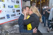 Gewista Plakatparty - Rathaus - Di 31.05.2016 - Karl JAVUREK, Irmgard FORSTINGER23