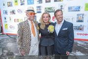 Gewista Plakatparty - Rathaus - Di 31.05.2016 - Louie AUSTEN, Irmgard FORSTINGER, Karl JAVUREK30