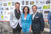 Gewista Plakatparty - Rathaus - Di 31.05.2016 - Volker PIESCZEK, Eva GLAWISCHNIGG, Karl JAVUREK40