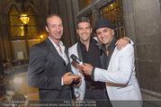 Gewista Plakatparty - Rathaus - Di 31.05.2016 - Michael SEIDA, Norbert OBERHAUSER, Eric PAPILAYA41
