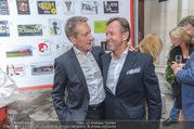 Gewista Plakatparty - Rathaus - Di 31.05.2016 - Karl JAVUREK, Manfred DENNER47