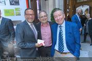 Gewista Plakatparty - Rathaus - Di 31.05.2016 - Heinz STIASTNY, Peter DROBIL, Paul SCHAUER5
