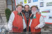 Gewista Plakatparty - Rathaus - Di 31.05.2016 - WILDECKER HERZBUBEN53