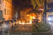 Mercedes brennt - Wiedner Gürtel - Mi 01.06.2016 - Mercedes brennt, Fahrzeugbrand PKW Autobrand Feuer Einsatz5