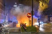 Mercedes brennt - Wiedner Gürtel - Mi 01.06.2016 - Mercedes brennt, Fahrzeugbrand PKW Autobrand Feuer Einsatz8
