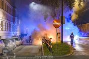 Mercedes brennt - Wiedner Gürtel - Mi 01.06.2016 - Mercedes brennt, Fahrzeugbrand PKW Autobrand Feuer Einsatz9