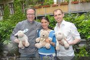 Sommerfest - Ronald McDonald Kinderhilfehaus - Do 02.06.2016 - Sonja KLIMA, Oliver HOFFINGER, Maximilian STEINER16