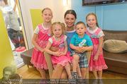 Sommerfest - Ronald McDonald Kinderhilfehaus - Do 02.06.2016 - Sonja KLIMA mit Kinderhilfehaus-Kindern34