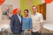 Sommerfest - Ronald McDonald Kinderhilfehaus - Do 02.06.2016 - Sonja KLIMA, Robert SCHEDL, Maximilian STEINER9
