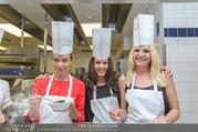 Promis kochen für den Vatertag - Hotel Bristol - Mi 08.06.2016 - Liliana KLEIN, Rosi WIELAND, Lisa HOTWAGNER1