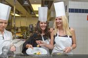 Promis kochen für den Vatertag - Hotel Bristol - Mi 08.06.2016 - Rosi WIELAND, Lisa HOTWAGNER2