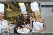 Promis kochen für den Vatertag - Hotel Bristol - Mi 08.06.2016 - Rosi WIELAND, Lisa HOTWAGNER3