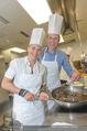 Promis kochen für den Vatertag - Hotel Bristol - Mi 08.06.2016 - Virginia ERNST, Florian DANNER6