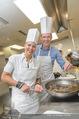 Promis kochen für den Vatertag - Hotel Bristol - Mi 08.06.2016 - Virginia ERNST, Florian DANNER7