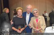 Fundraising Dinner - Volksoper - Do 09.06.2016 - Harald und Mausi Ingeborg SERAFIN, Lotte TOBISCH1