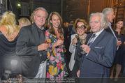 Fundraising Dinner - Volksoper - Do 09.06.2016 - Vera RUSSWURM mit Mutter Margarethe Vater Georg, Peter HOFBAUER11
