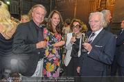 Fundraising Dinner - Volksoper - Do 09.06.2016 - Vera RUSSWURM mit Mutter Margarethe Vater Georg, Peter HOFBAUER12