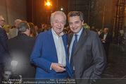 Fundraising Dinner - Volksoper - Do 09.06.2016 - Harald SERAFIN, Christoph WAGNER-TRENKWITZ19