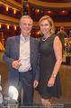 Fundraising Dinner - Volksoper - Do 09.06.2016 - Veronika und Hans-Michael PIECH26