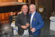 Fundraising Dinner - Volksoper - Do 09.06.2016 - Harald SERAFIN, Peter HOFBAUER3
