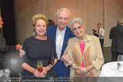 Fundraising Dinner - Volksoper - Do 09.06.2016 - Harald und Mausi Ingeborg SERAFIN, Lotte TOBISCH4