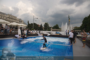 3 City Wave - Schwarzenbergplatz - Do 09.06.2016 - 4
