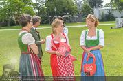 Kristina Sprenger Fotoshooting - Wiener Wiesn Riesenrad - Do 09.06.2016 - 14