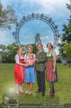 Kristina Sprenger Fotoshooting - Wiener Wiesn Riesenrad - Do 09.06.2016 - Claudia WIESNER, Christian FELDHOFER, Kristina SPRENGER, B INDRA16