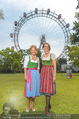Kristina Sprenger Fotoshooting - Wiener Wiesn Riesenrad - Do 09.06.2016 - Kristina SPRENGER, Birgit INDRA25